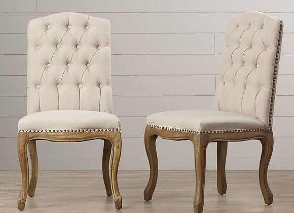 Mr. + Mrs. Chairs