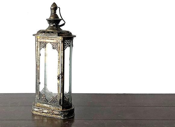 Lantern, Ornate Bronze