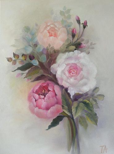 Romantic Shabby Chic Flowers
