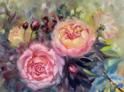 ''Flower'' Print