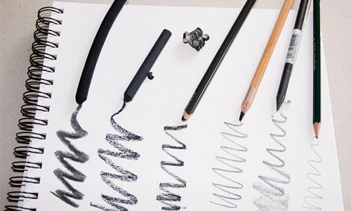 life-drawing-materials
