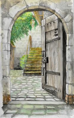 portal aquarela