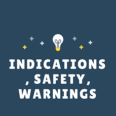 User Info Series - upBeat - Indications,
