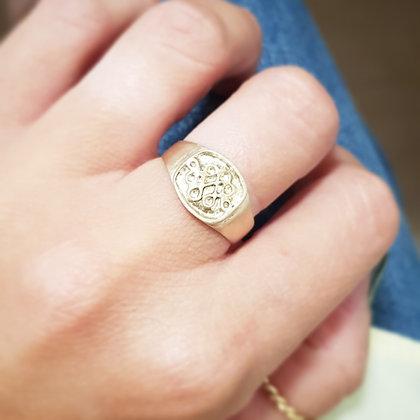 טבעת חותם אינפינטי