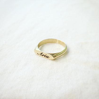 Mor name ring
