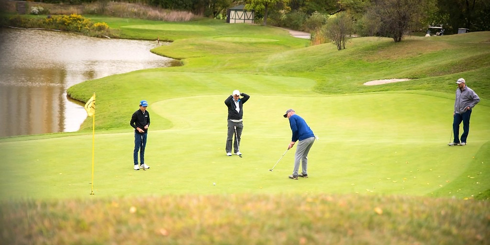 The Benevolent Fund's 5th Annual Charity Golf Classic