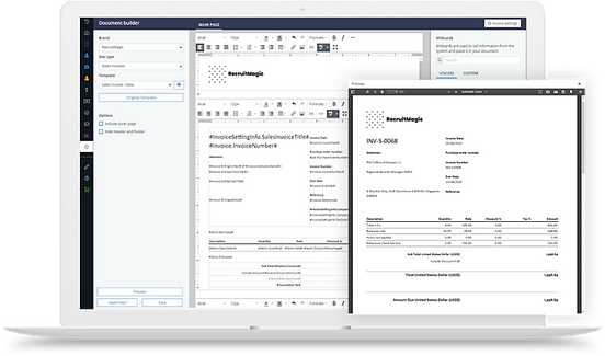 Invoicing - Create professional invoices