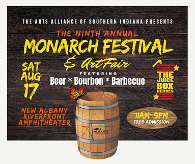 THE 9TH ANNUAL Monarch Festival Facebook