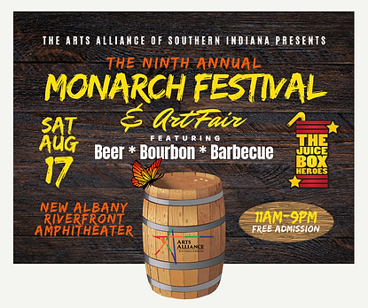 THE 9TH ANNUAL Monarch Festival Facebook
