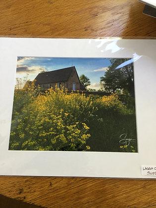 Lagga Church