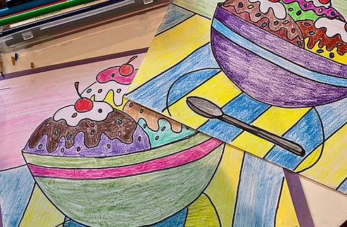 Ice Cream Sundae!
