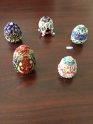 Beaded Eggs