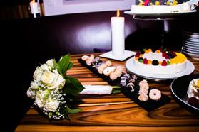 Torta e Bouquet