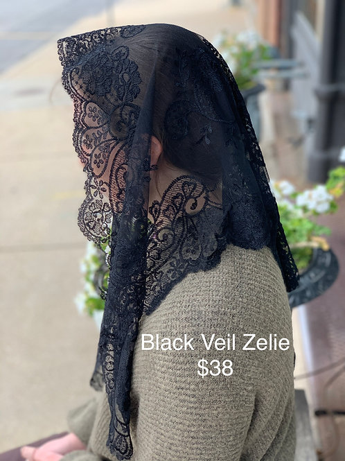 Zelie - Black Veil