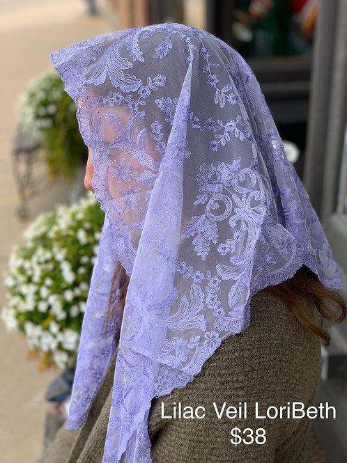 LoriBeth - Lilac Veil