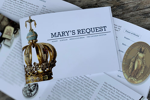 Mary's Request