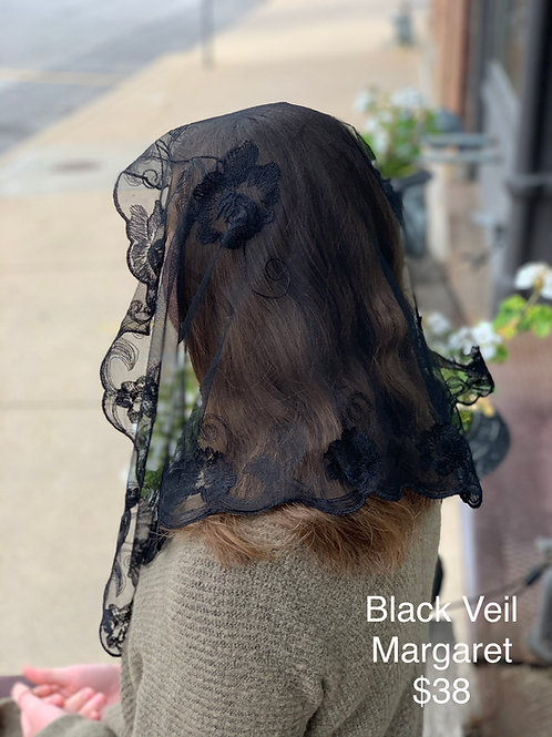 Margaret - Black Veil