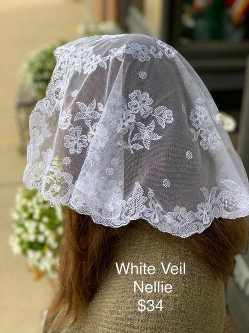 Nellie - White Veil