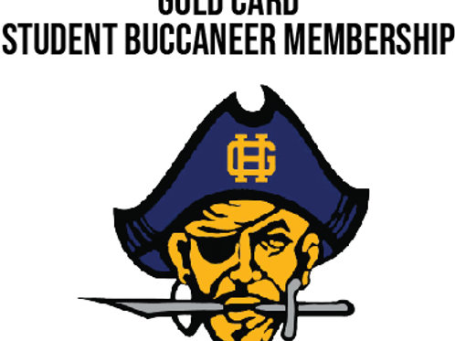 $35 Gold Card - Student Membership