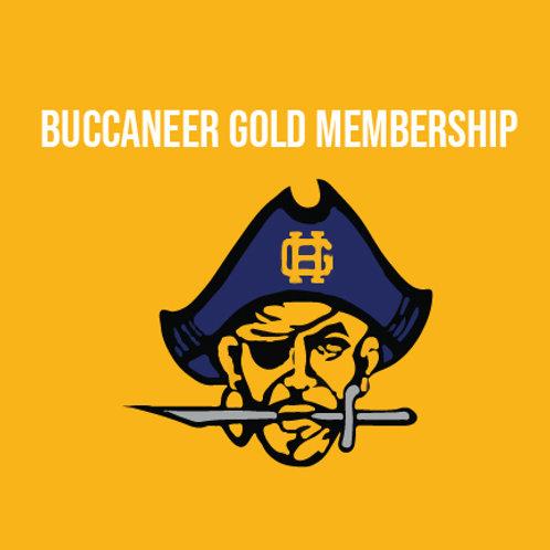 $400 Buccaneer Gold Membership