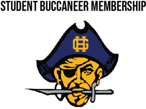 $55 Student Buccaneer Membership
