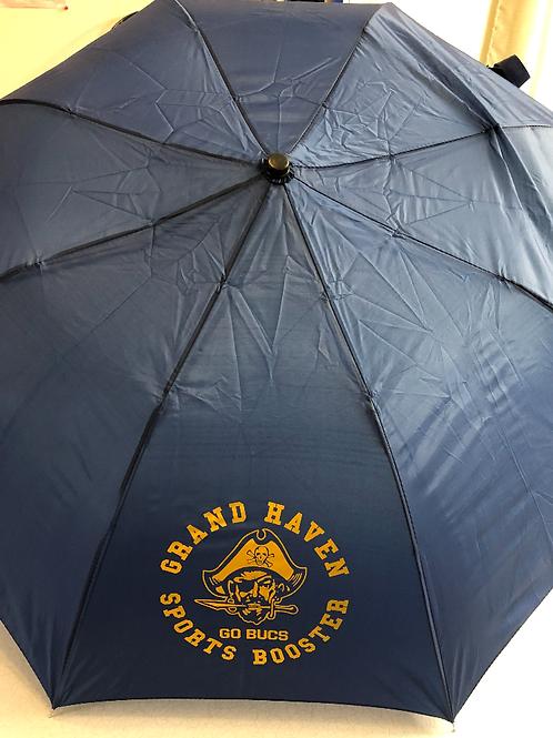 Blue Bucs Umbrella