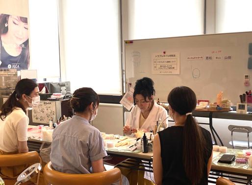 トラブルネイル【深爪矯正を学べる】/ 札幌ネイルスクール