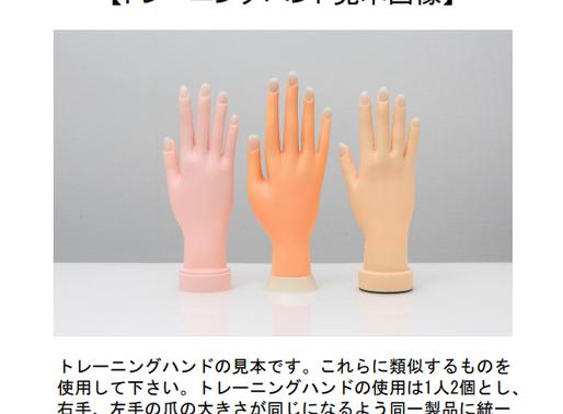 ネイリスト技能検定試験1級対策 / 札幌ネイルスクール