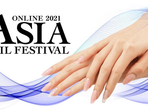 アジアネイルフェスティバル ONLINE 2021!