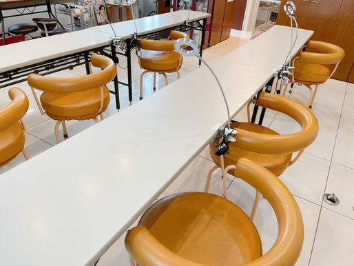 スクール設備 / 札幌ネイルスクール