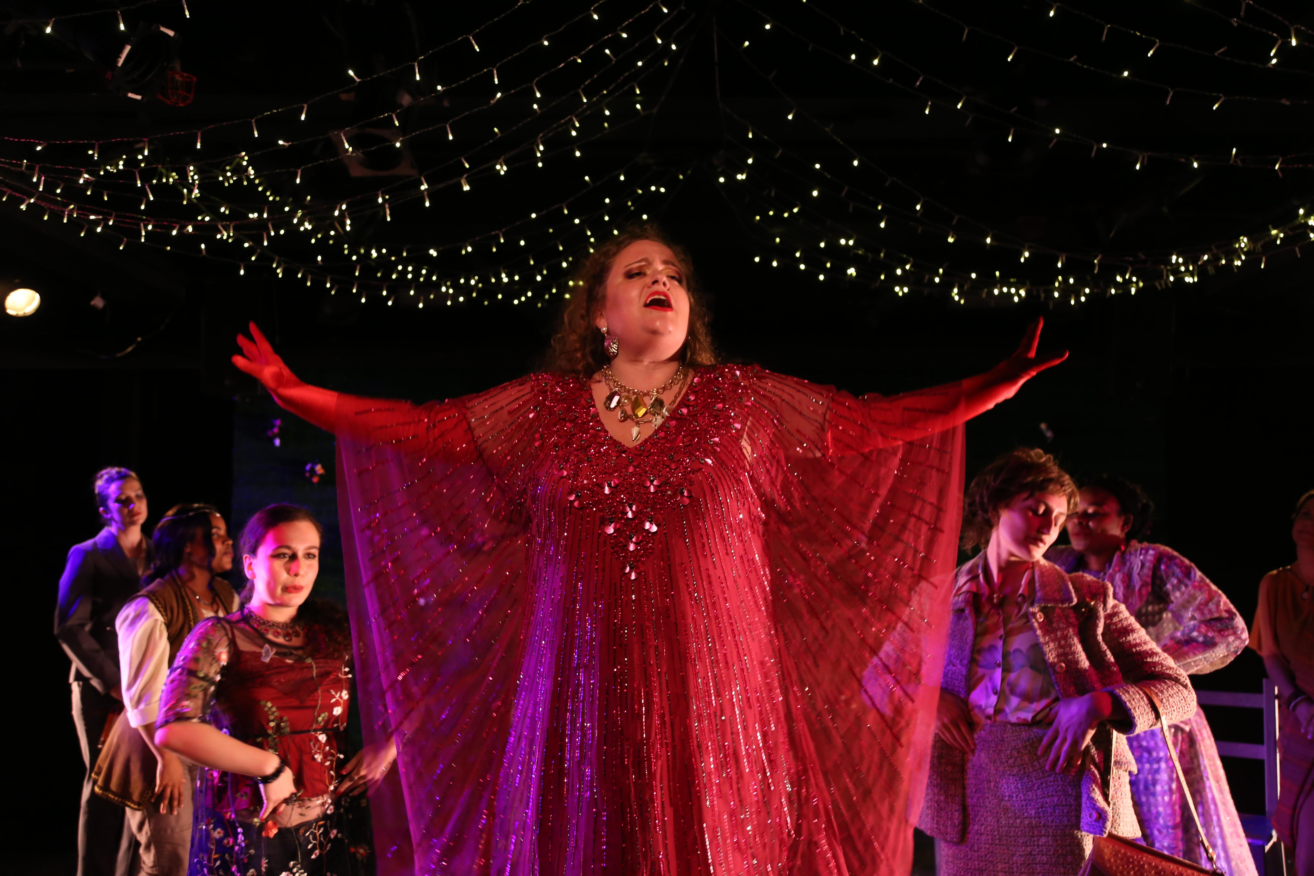 Sing, Goddess!