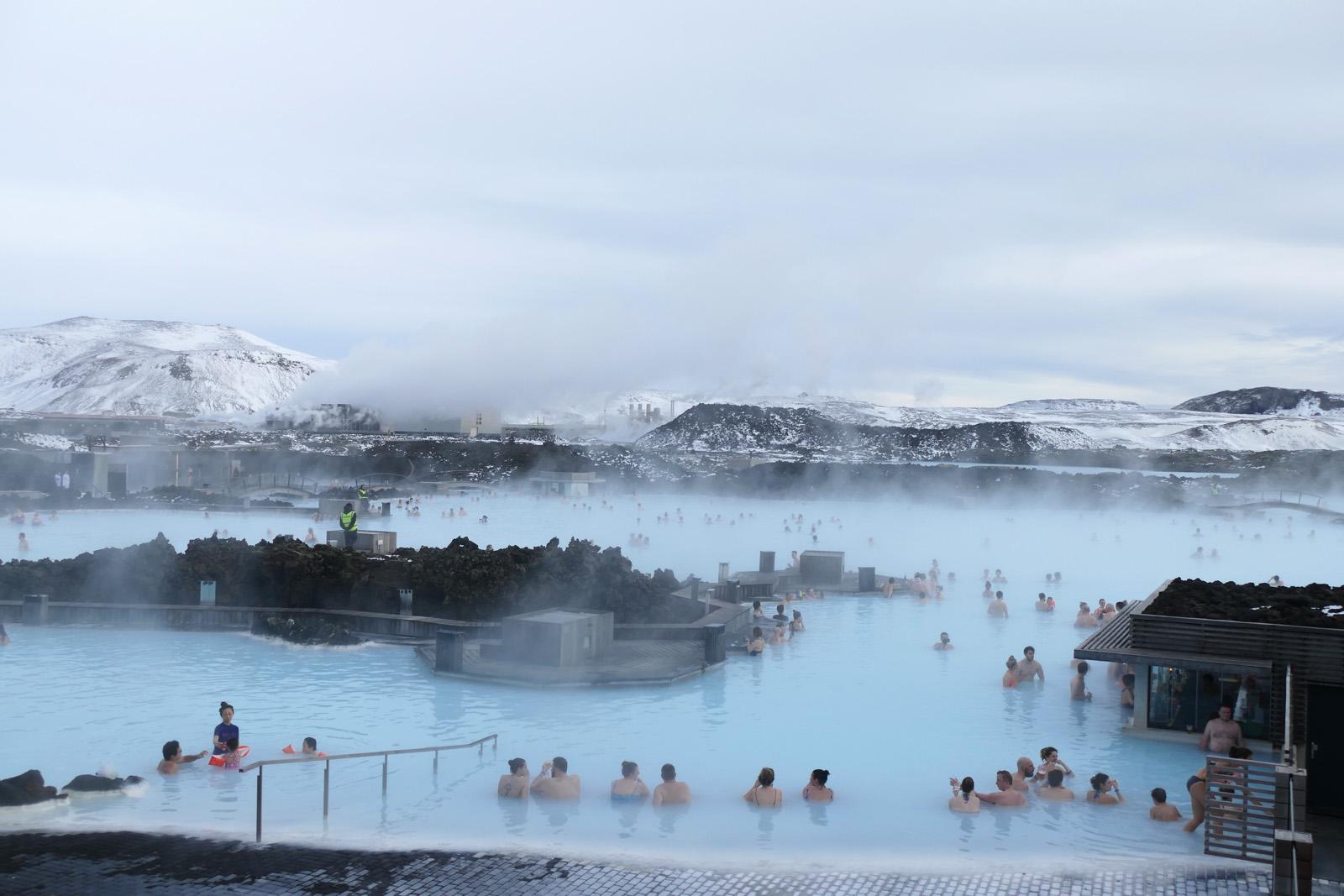 Blue Lagoon Iceland - Ann Glinn