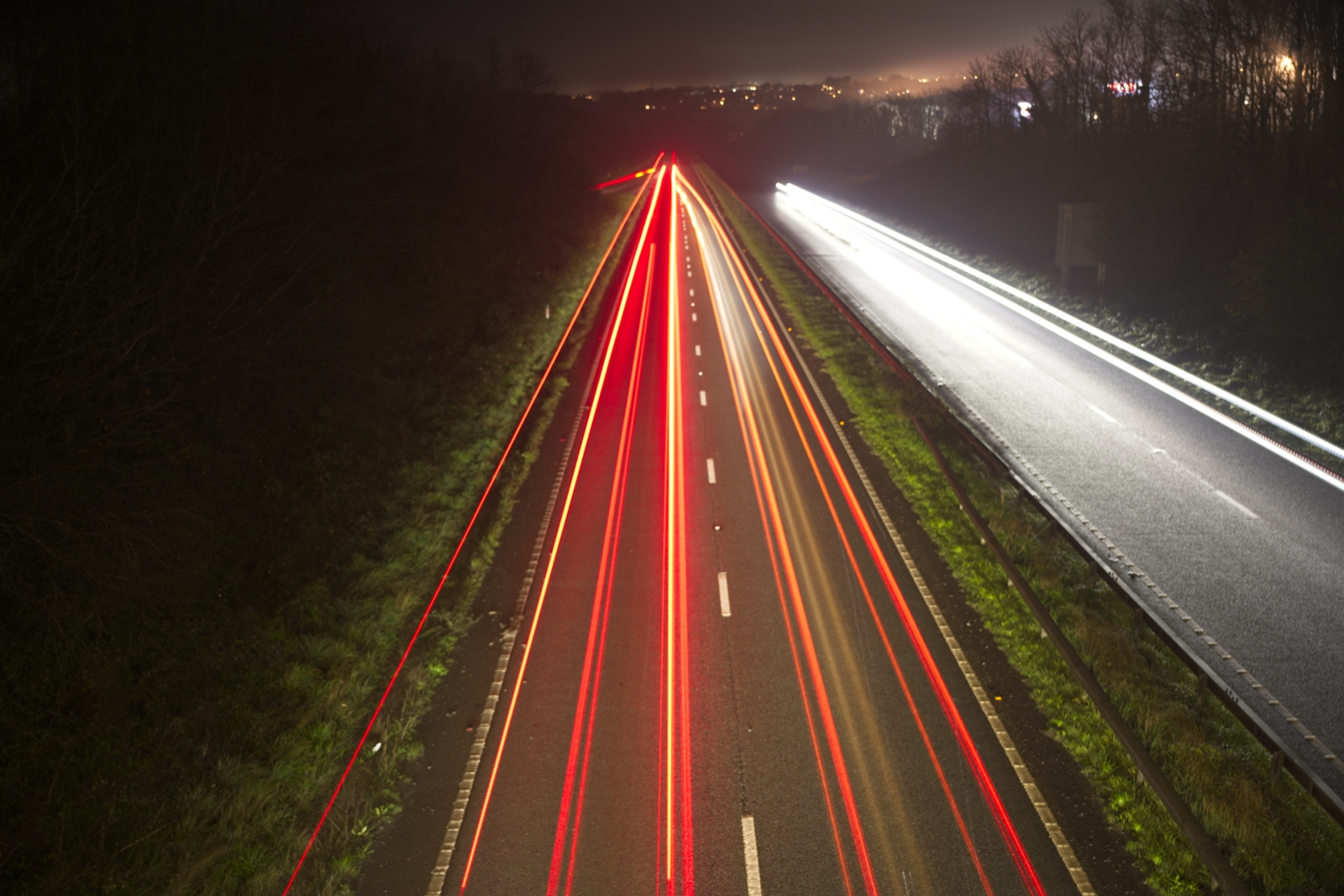 KF2 Off Camera - Foggy Drive home - Paul