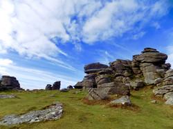 Dartmoor Rocks - Jeanette