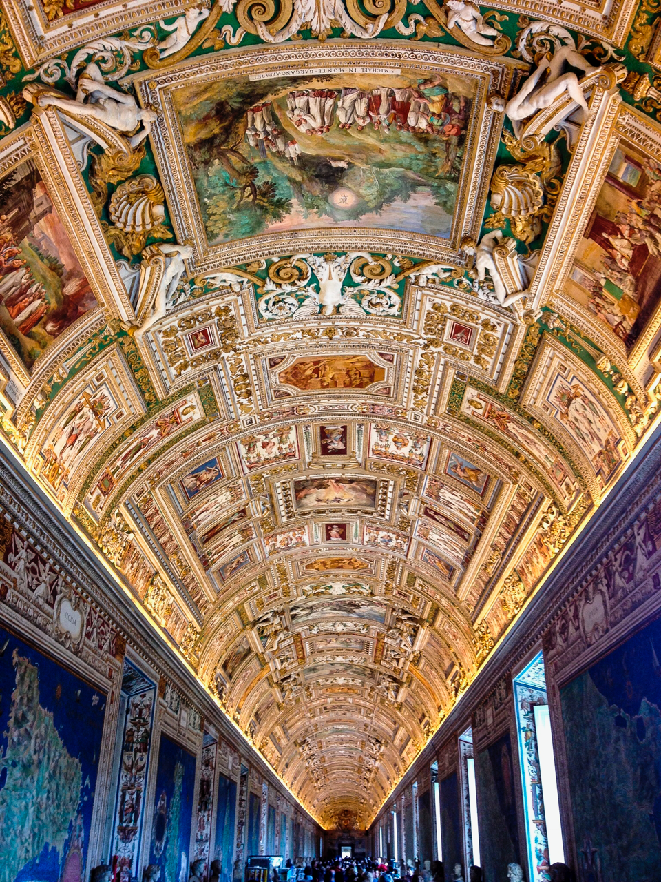 Vatican City by Claire Tagg