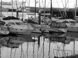 Mono Nautical Reflections - Karen