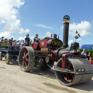 A Cornish event - Cornish Steam Fair - A