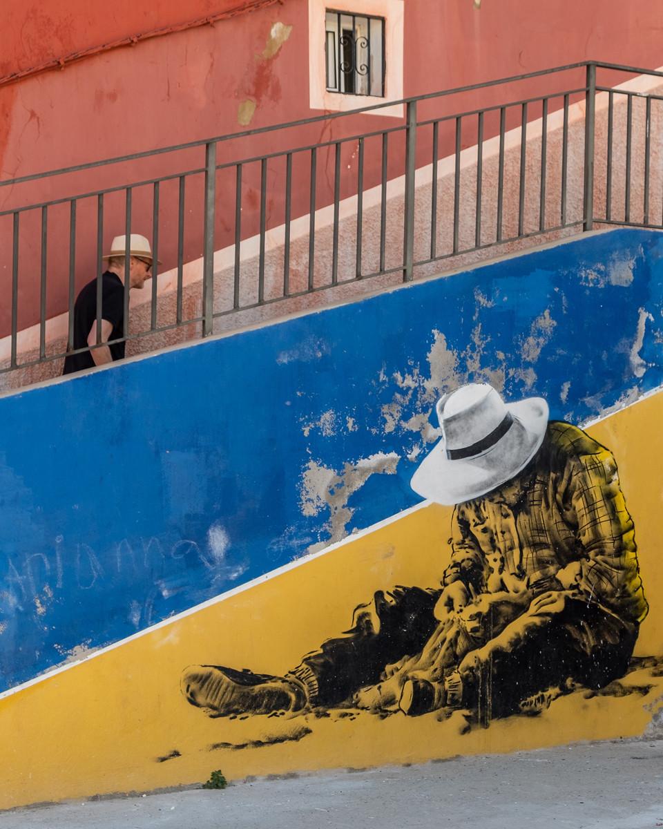 Panama Man by Derek
