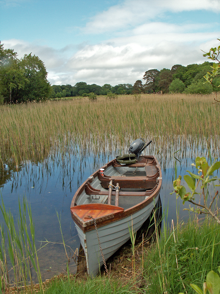 Peaceful Mooring - Carol