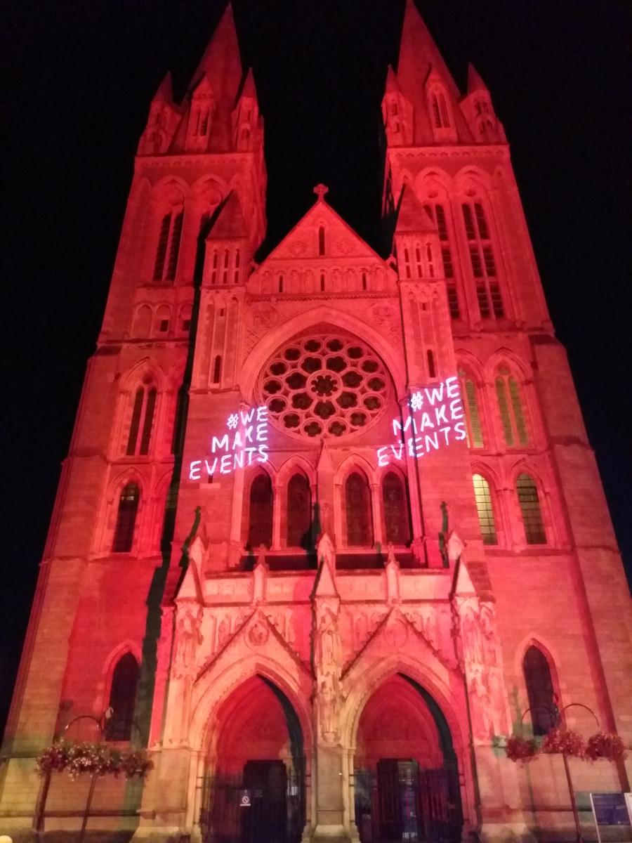 Halloween cathedral - Maru