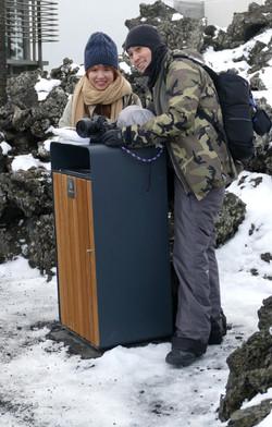 KF2 Off Camera - Icelandic visitors - An