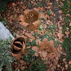Autumnal Garden Art - Paul