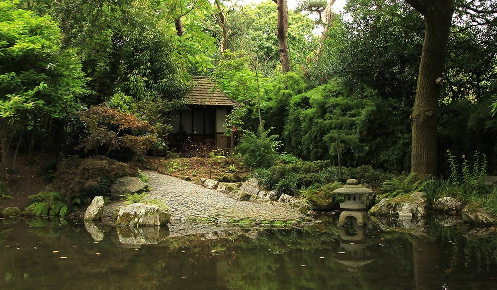 2nd Zen Garden by Wendy Bate