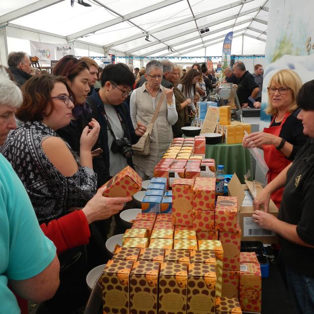 A Cornish event - Truro Food Festival -