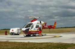 OffCam Preparing for rescue - Ann