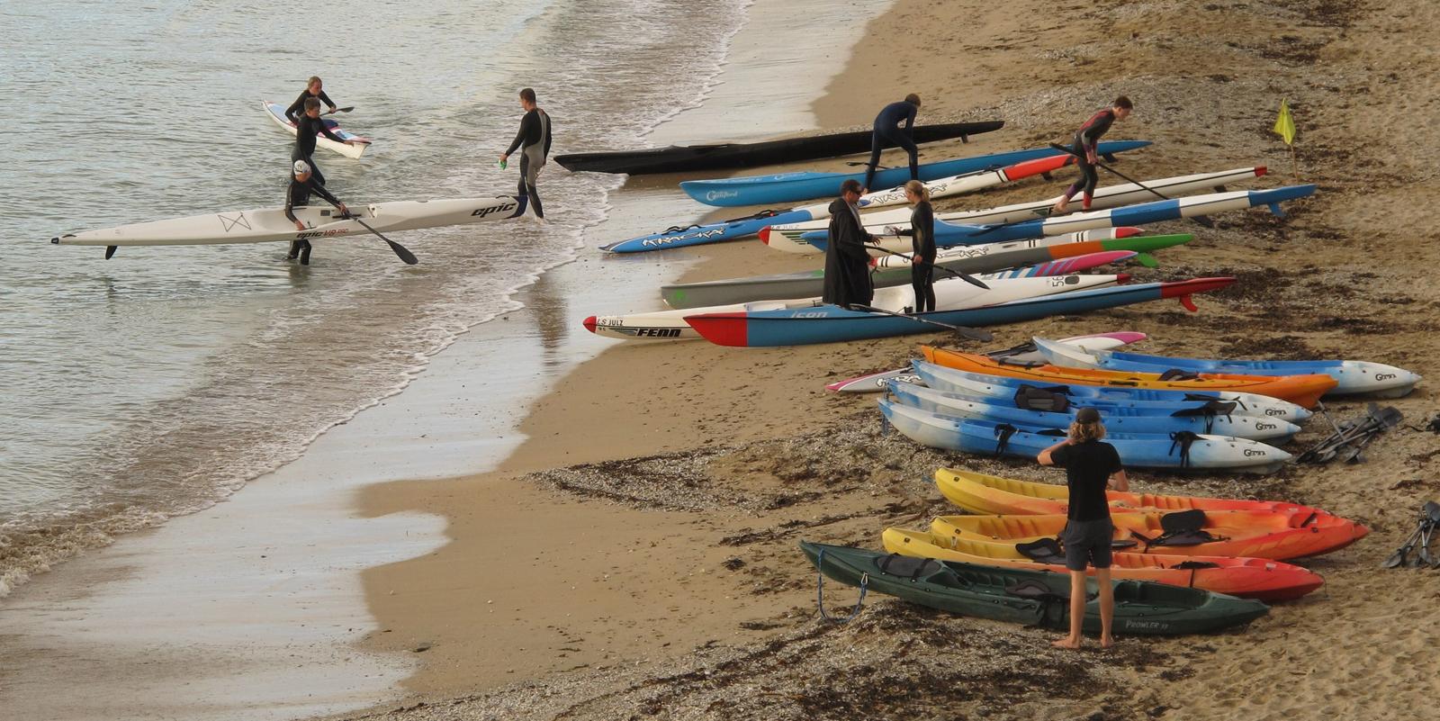 Gyllyngvase Beach Sept 2020 - Raymond