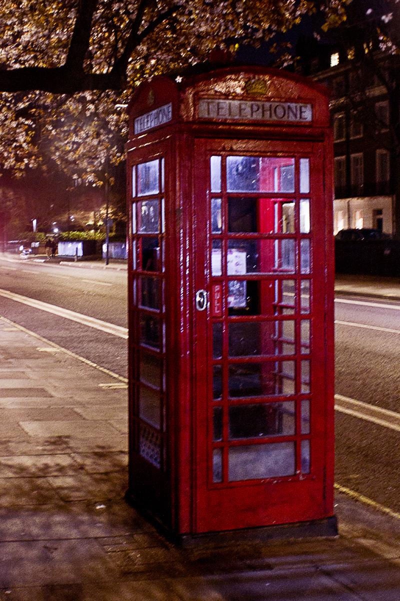 Colour London Calling - Victor