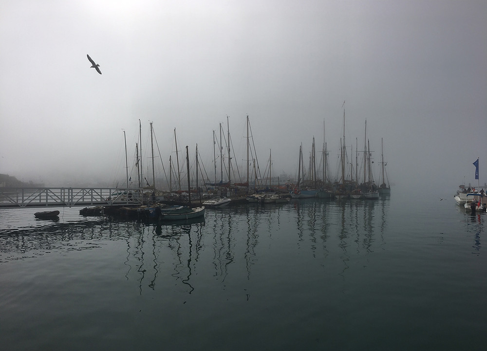 1st Off Camera - Misty Brixham - Claire Tagg
