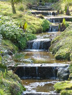 Waterfall steps - Geoff