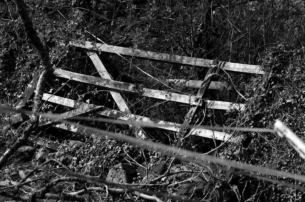 Derelict gate
